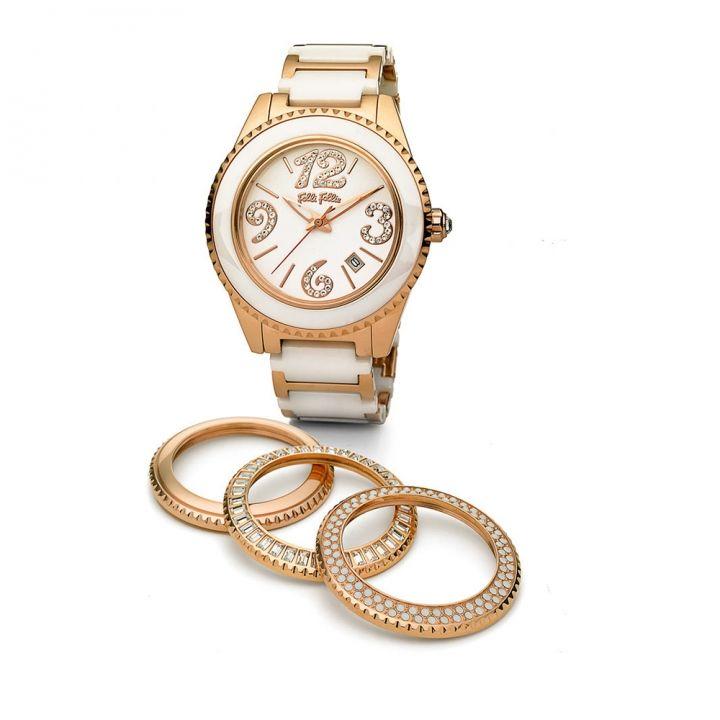 Folli Follie芙麗芙麗 CERAMIC 4 SEASONS 腕錶