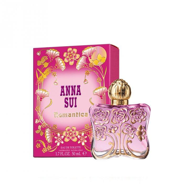 Anna Sui安娜蘇 安娜花園淡香水