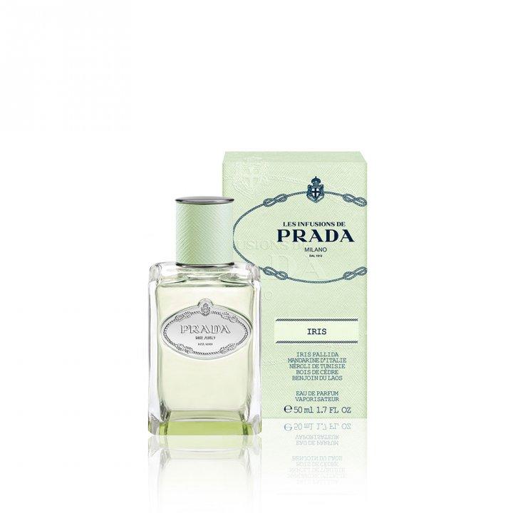 Prada普拉達 鳶尾輕芳香水