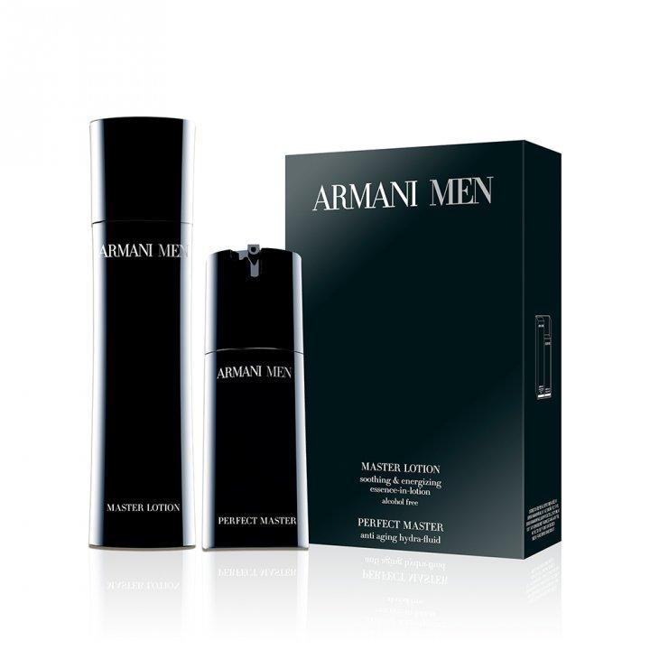 Giorgio Armani阿瑪尼 典尚精英男士護膚套組
