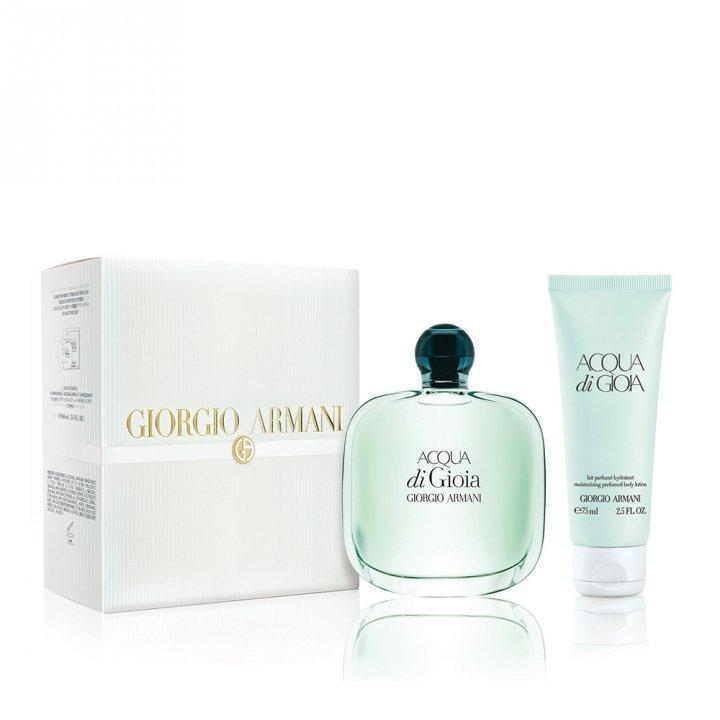 Giorgio Armani阿瑪尼 新寄情女士香水香水特惠組