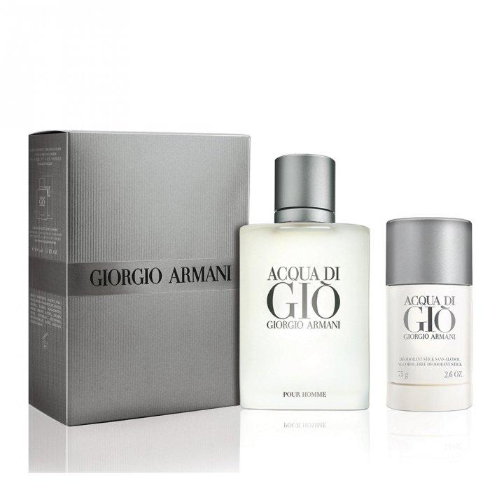 Giorgio Armani阿瑪尼 寄情男士香水套裝