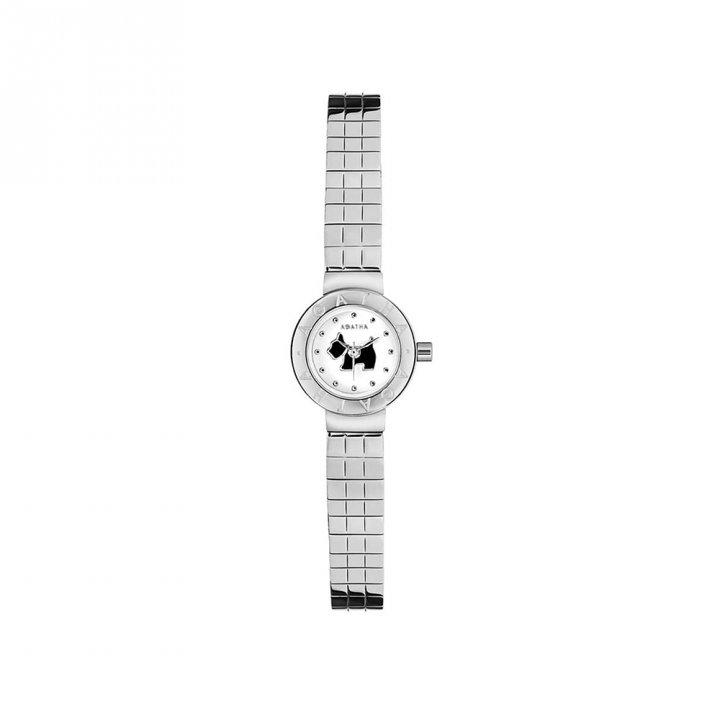 AGATHA璦嘉莎 Mini Mozart 不鏽鋼腕錶