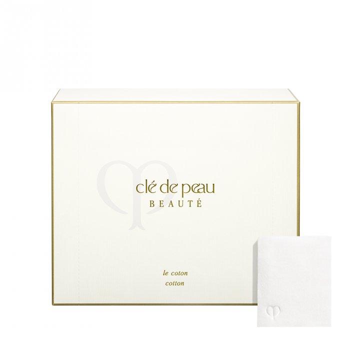 Cle De Peau肌膚之鑰 絲柔化妝棉