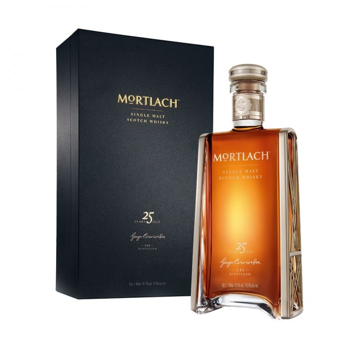 Mortlach慕赫 慕赫25年單一麥芽威士忌