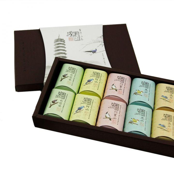 EVERRICH昇恆昌獨家開發監製 格子茶系列-茶歌行