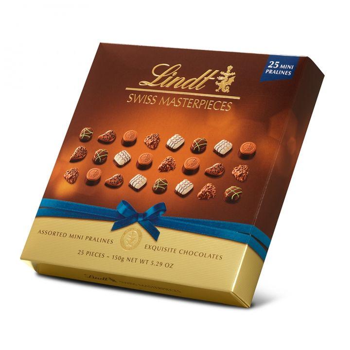 Lindt瑞士蓮 精選綜合迷你巧克力禮盒
