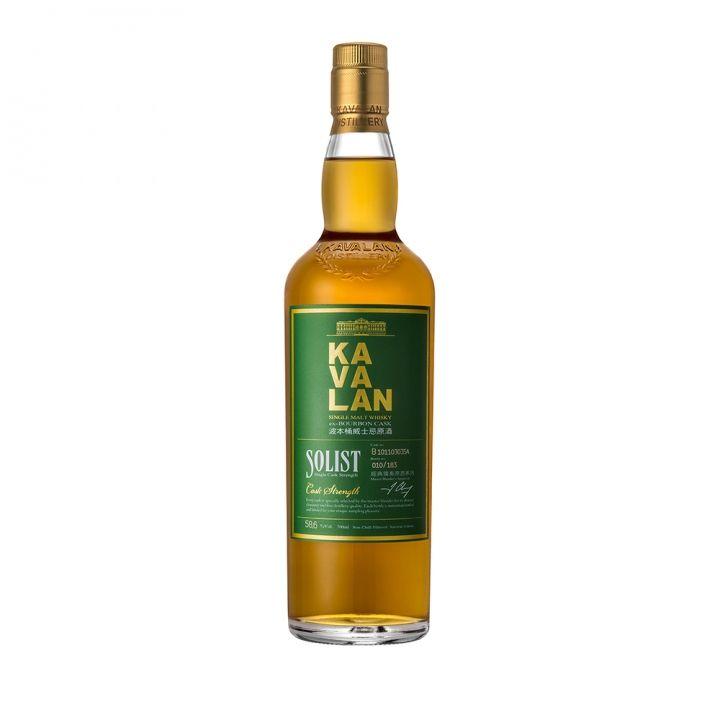 KAVALAN 噶瑪蘭 噶瑪蘭經典獨奏波本桶威士忌原酒 - 0.7L