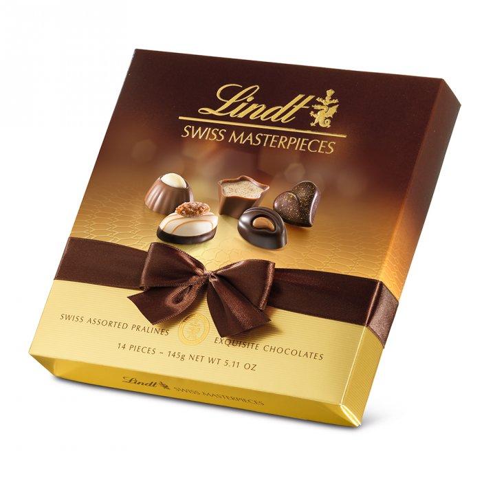 Lindt瑞士蓮 综合巧克力禮盒