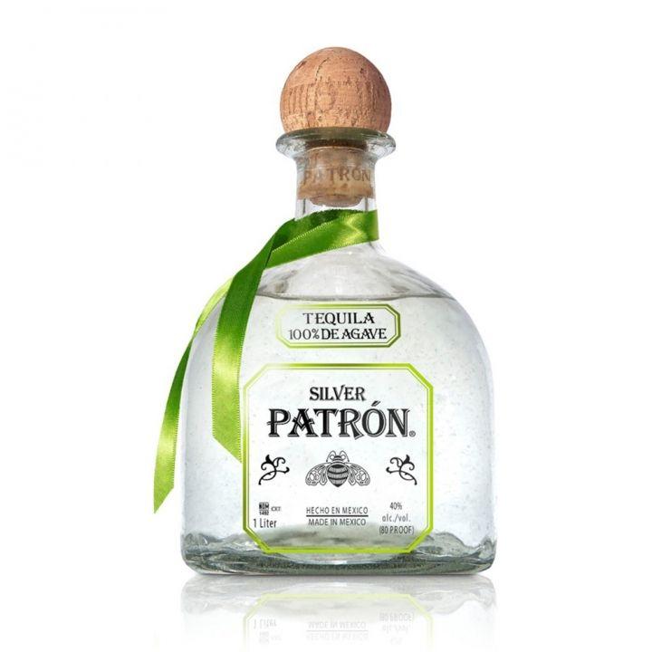Patron培恩 《滿2送小酒》Patron Silver 1L