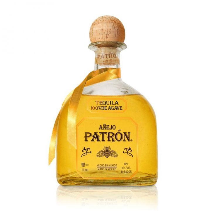 Patron培恩 《滿2送小酒》Patron Anejo 1L
