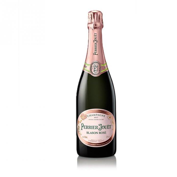 Perrier-Jouët巴黎之花 《滿額送香檳杯》特級粉紅香檳