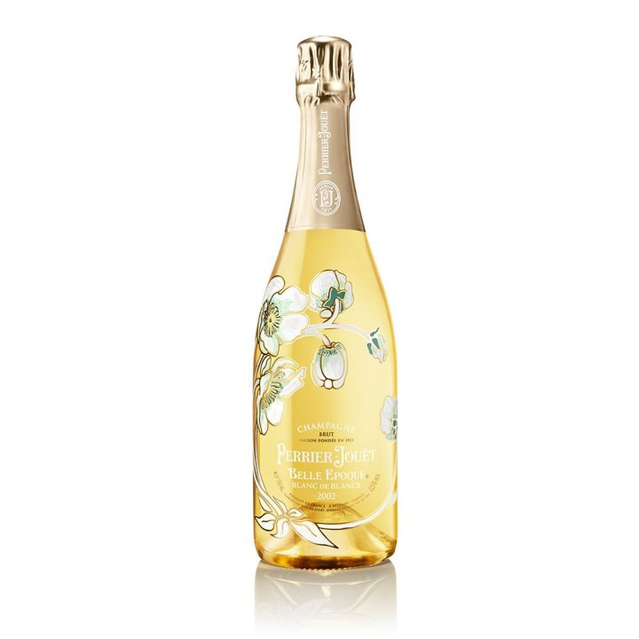 Perrier-Jouët巴黎之花 《滿額送香檳杯》花漾年華白中白香檳