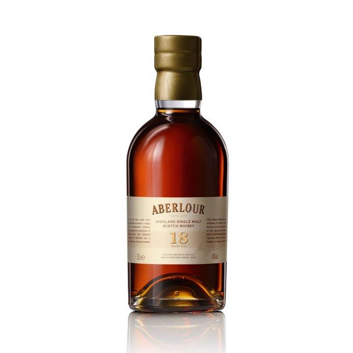 Aberlour亞伯樂 《送旅行包》亞伯樂18年雙桶熟成