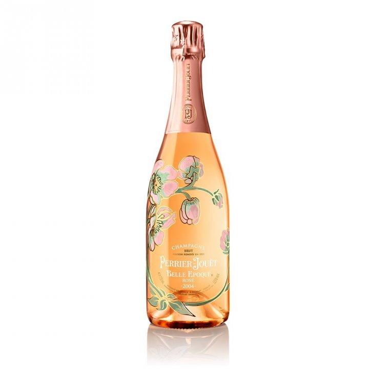 Perrier-Jouët巴黎之花 《滿額送香檳杯》花漾年華年份粉紅香檳