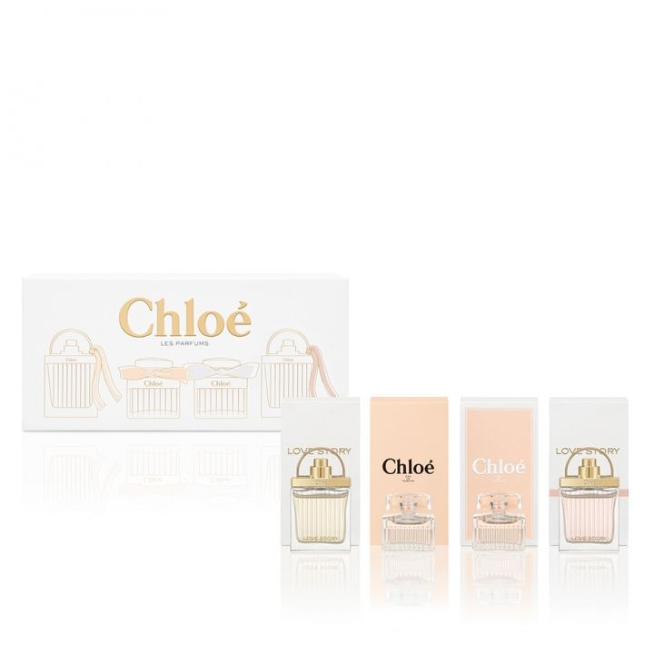 Chloe蔻依 蔻依經典香水迷你套裝