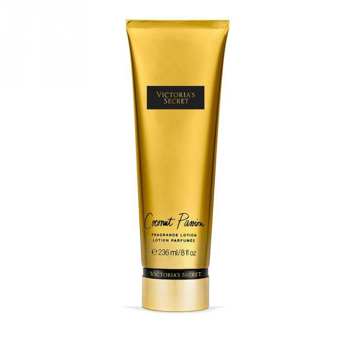 Victoria's Secret維多利亞的秘密 噴霧系列熱情椰香身體乳液