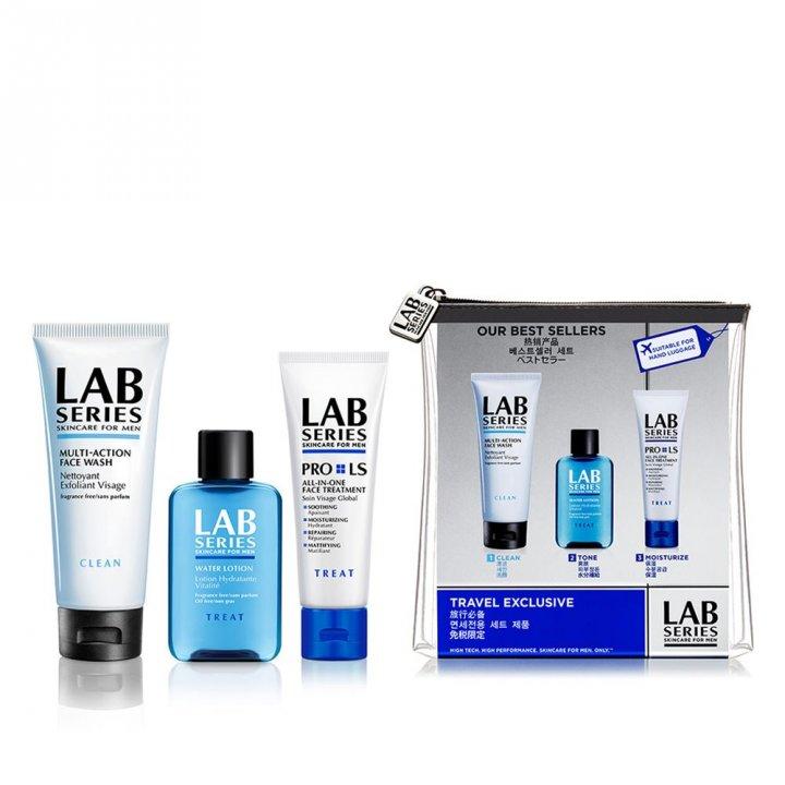 Lab Series雅男士 暢銷品套組
