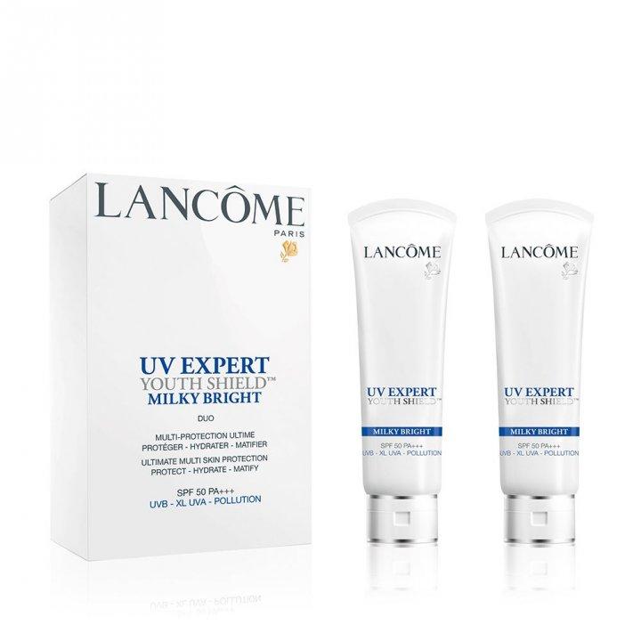 LANCOME蘭蔻 超輕盈UV防曬乳兩件裝套組