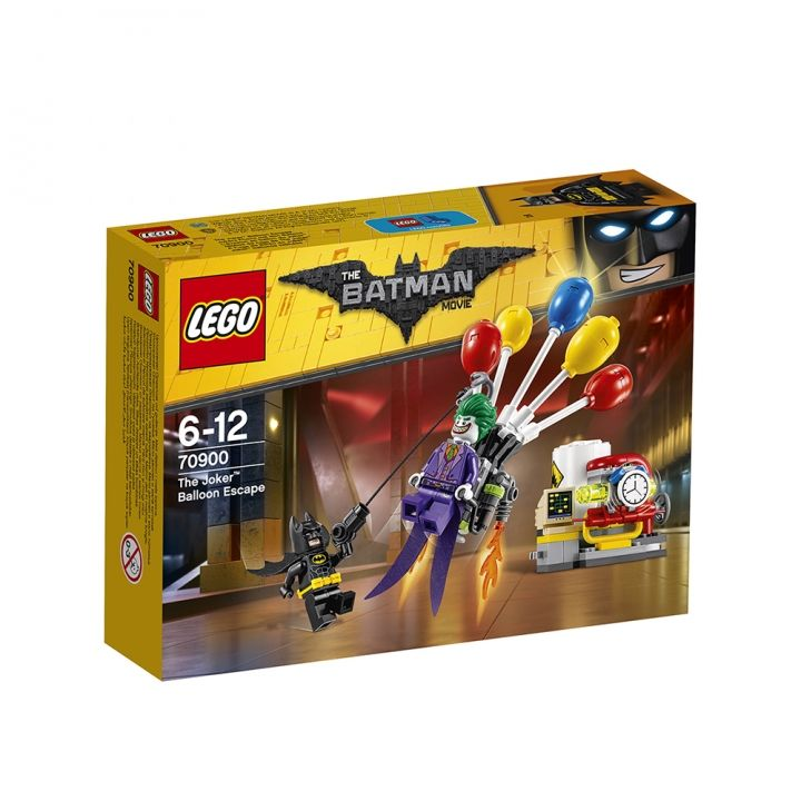 LEGO樂高 小丑Balloon逃脫