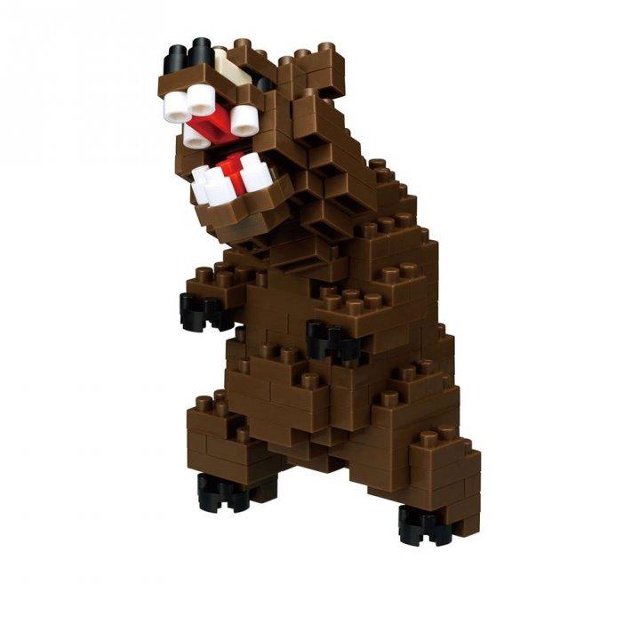 KAWADA河田 積木灰熊