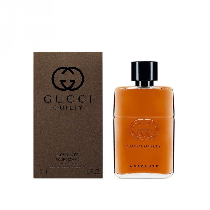 Gucci古馳(香水) 古馳罪愛絕對男士香水