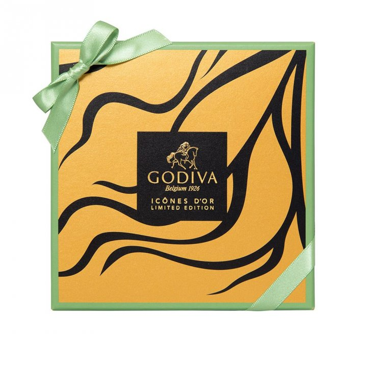 GodivaGodiva 《滿額送品牌禮》綜合水果巧克力禮盒