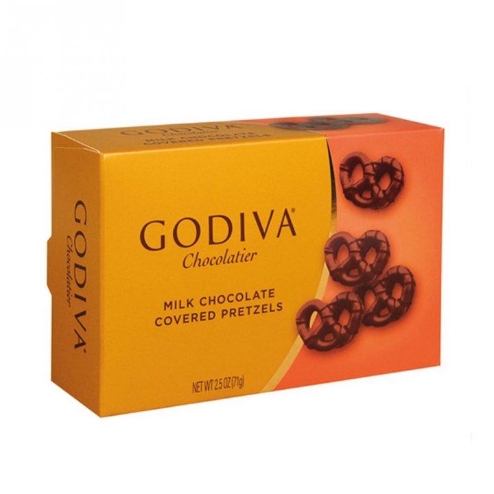 GodivaGodiva 牛奶巧克力蝴蝶餅