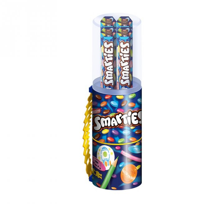 Nestle雀巢 塗鴉盒玩具聰明豆