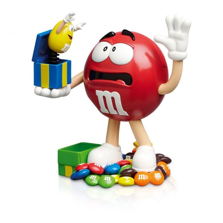 Mars瑪氏 巧克力玩具(驚嚇款)