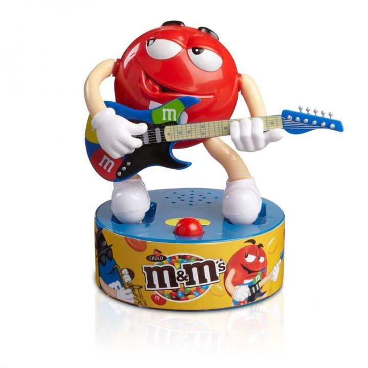 Mars瑪氏 《滿2送MMS耳機》M&M'S巧克力補給器(搖滾靈魂)