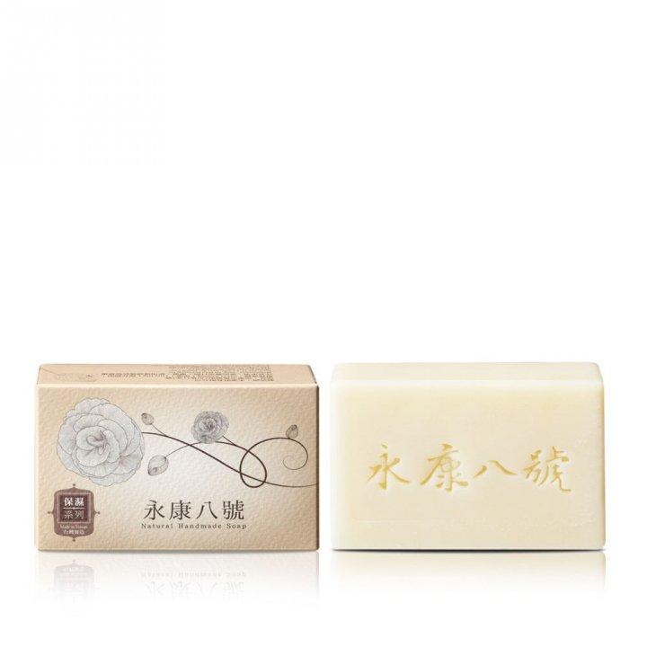 Yung Kang No.8永康八號 玫瑰天竺葵保濕皂
