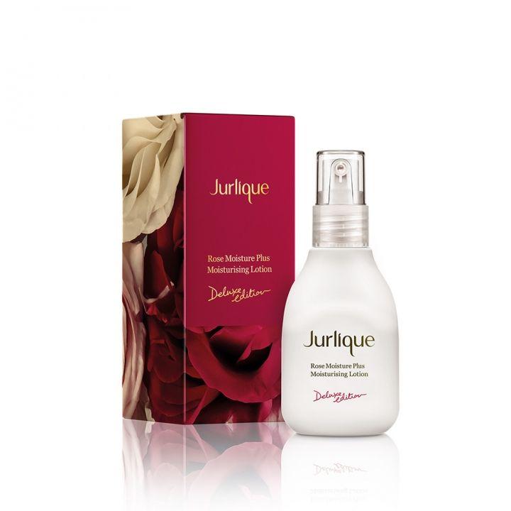 Jurlique茱莉蔻 限量版玫瑰保濕潤透乳