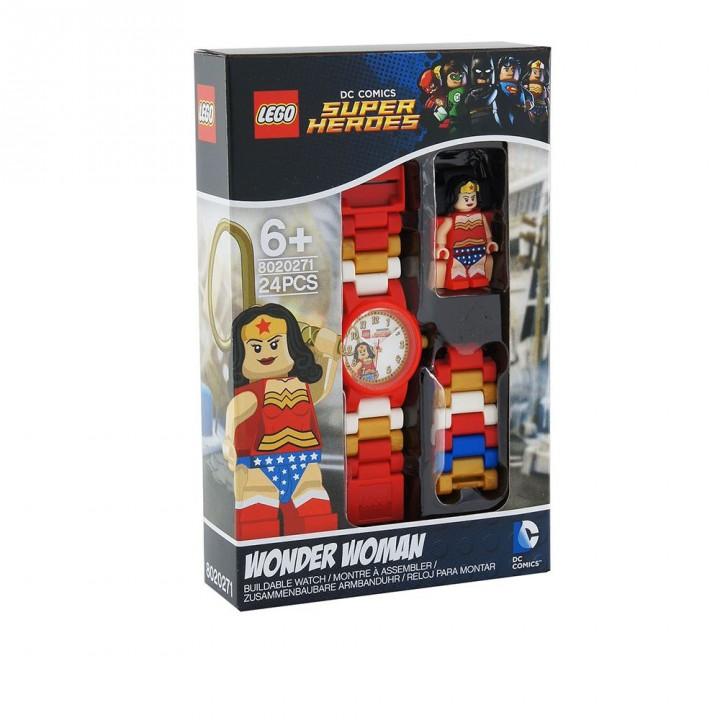 LEGO樂高 DC超級英雄系列手錶-神力女超人