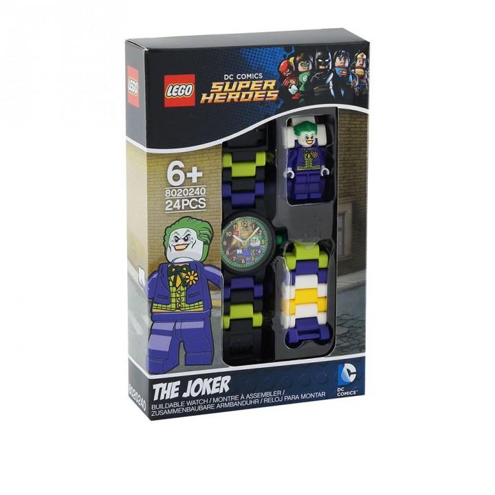 LEGO樂高 DC超級英雄系列手錶-小丑
