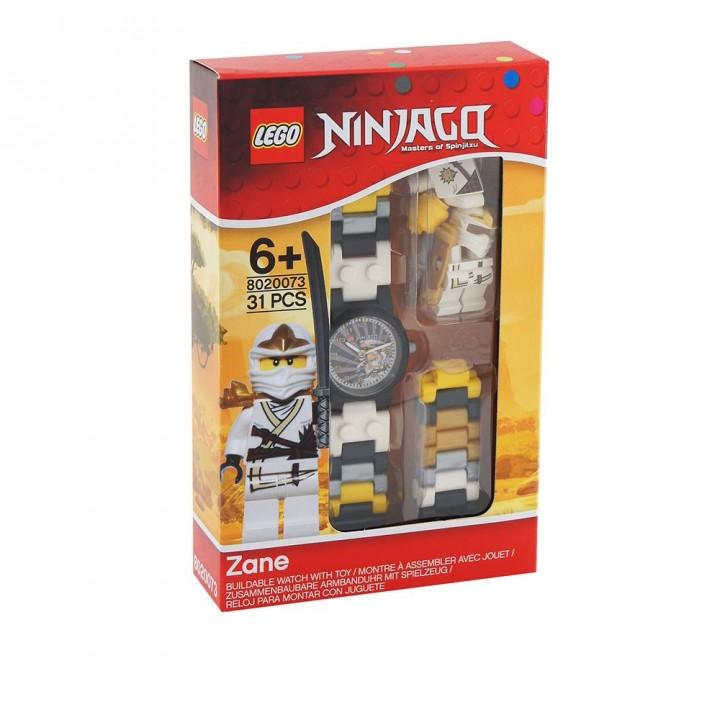 LEGO樂高 旋風忍者系列手錶-冰系忍者