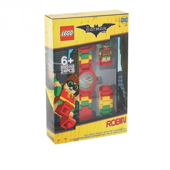 LEGO樂高 樂高蝙蝠俠電影手錶-羅賓