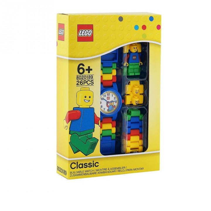 LEGO樂高 經典系列手錶