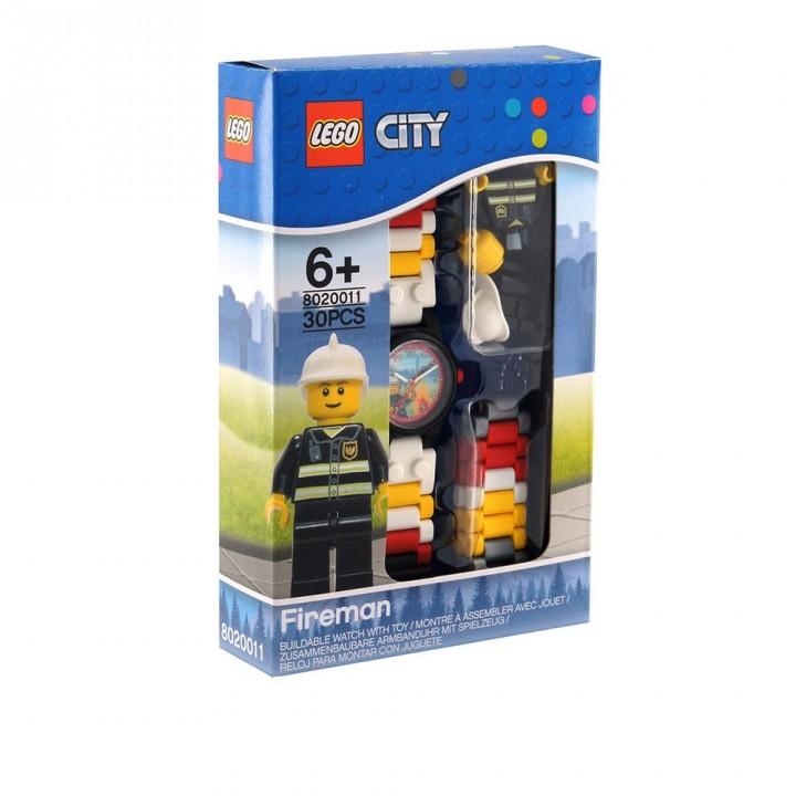 LEGO樂高 City系列手錶-城市消防員