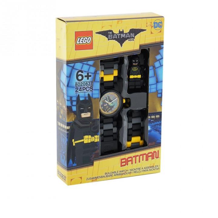 LEGO樂高 樂高蝙蝠俠電影手錶-蝙蝠俠