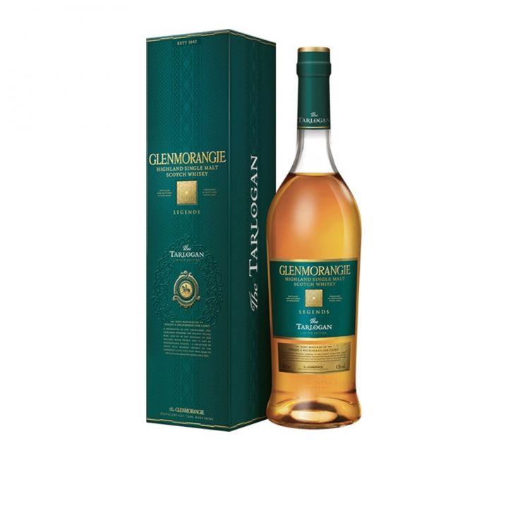 Glenmorangie格蘭傑 《滿額送旅行袋》格蘭傑傑泰洛崗單一麥芽威士忌