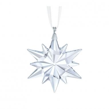 Swarovski施華洛世奇 Christmas Little Star吊飾