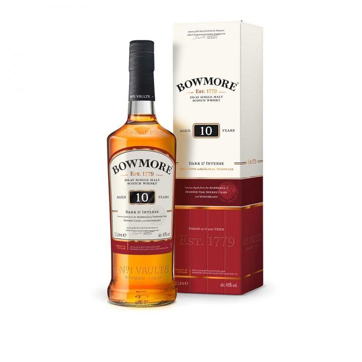Bowmore波摩 波摩10年威士忌