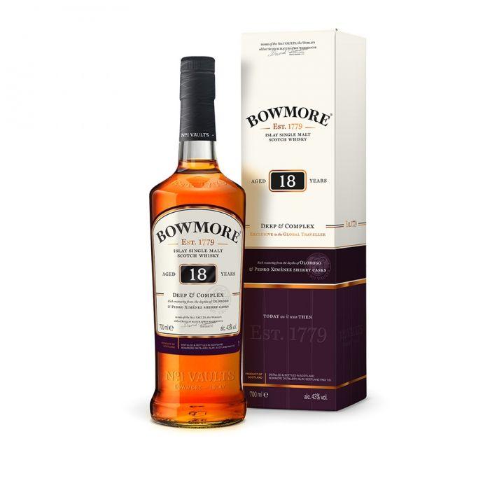 Bowmore波摩 波摩18年威士忌