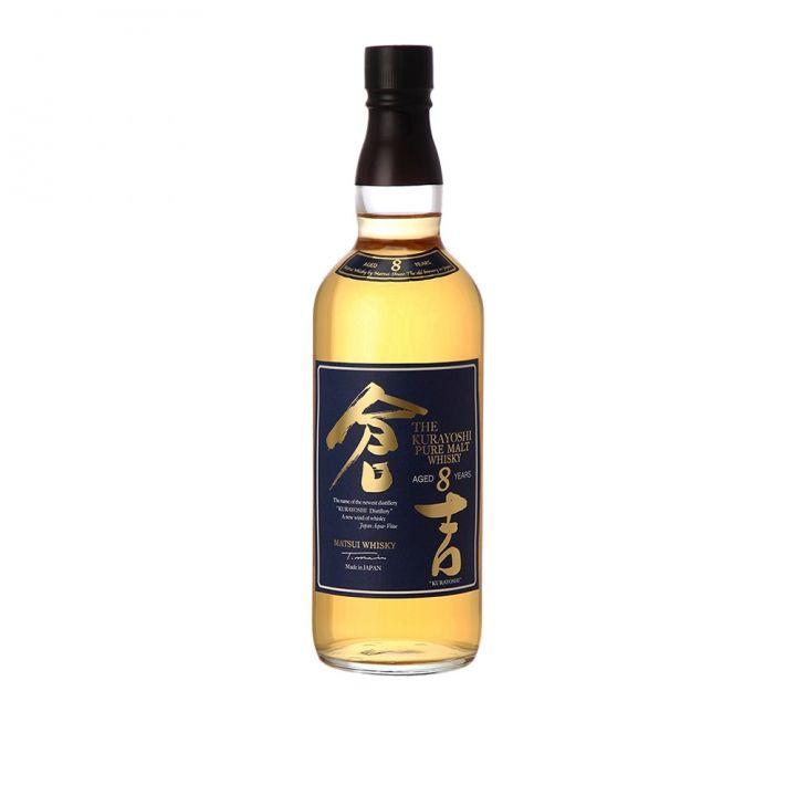 Kurayoshi倉吉 倉吉8年威士忌