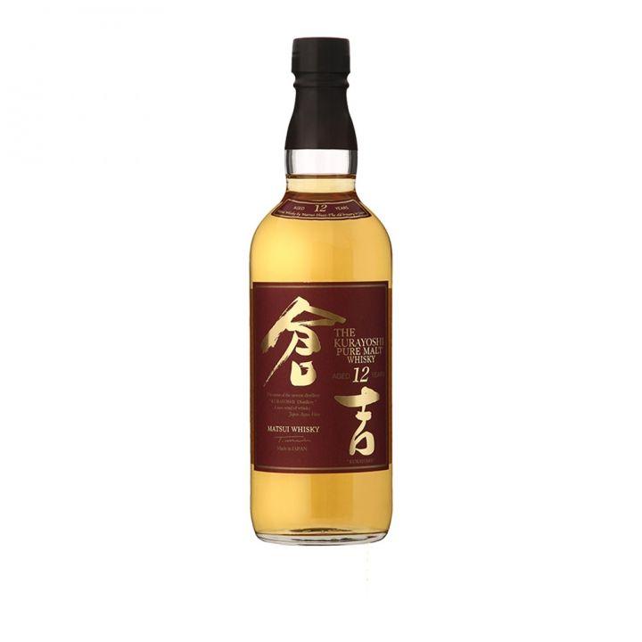 Kurayoshi倉吉 倉吉12年威士忌