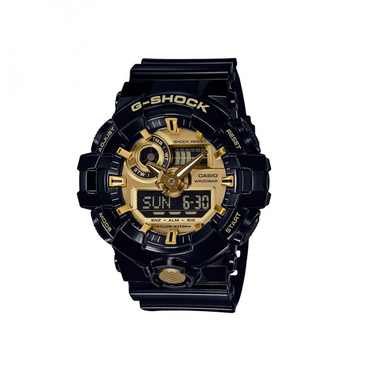 G-SHOCK腕錶