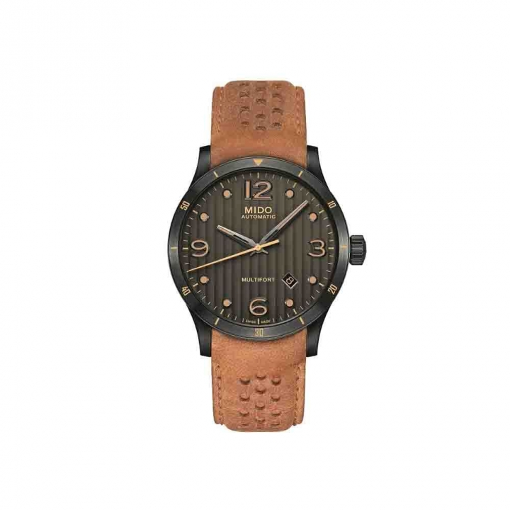 MULTIFORT腕錶