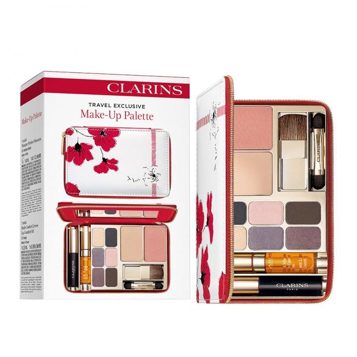 CLARINS克蘭詩 華麗旅行彩妝盒