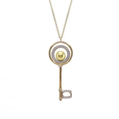 GrosseGrosse Perle Key項鍊
